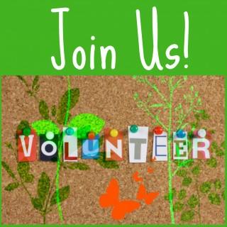 join us volunteer
